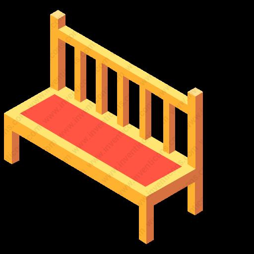Download Bench Icon Inventicons