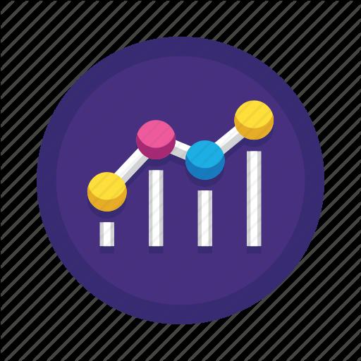 Analysis, Benchmark, Chart, Optimization, Search, Seo, Trend Icon