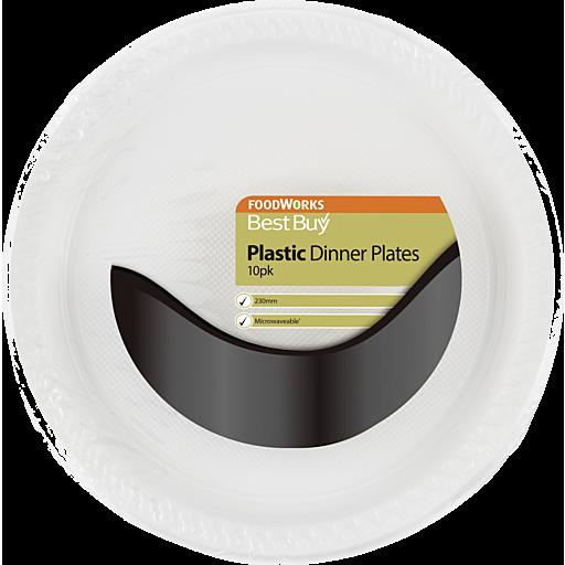 Best Buy Plastc Plate Mm Pack