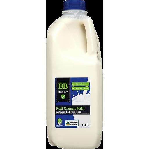 Best Buy Full Cream Milk