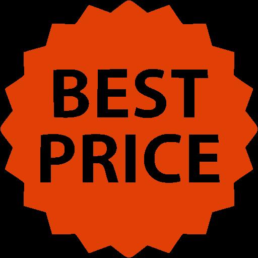 Soylent Red Best Price Badge Icon