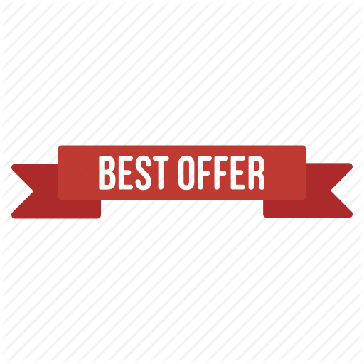 Best Offer, Label, Promotion, Quality Badge, Retail, Ribbon