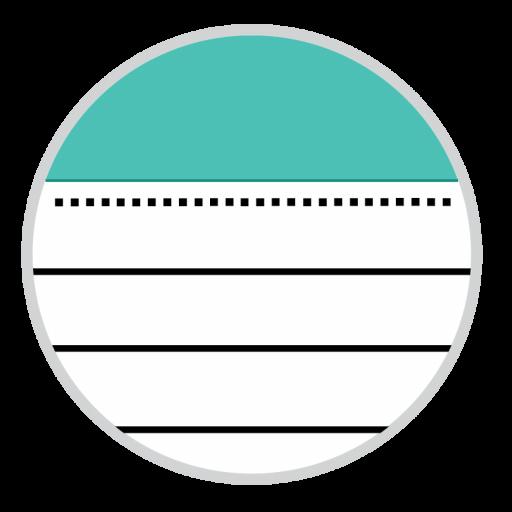 Text Edit Icon Mac Stock Apps Style Iconset Hamza Saleem