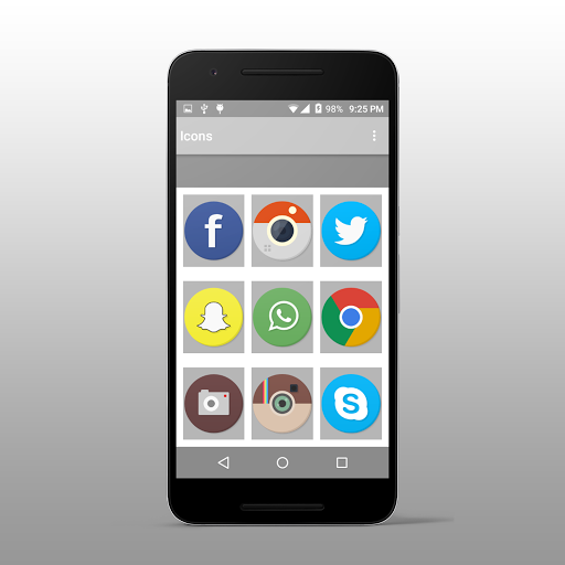 Icon Pack For Moto Plus Apk