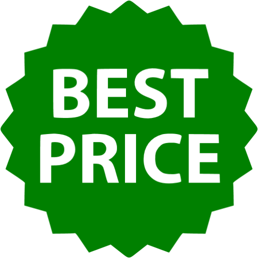Green Best Price Badge Icon