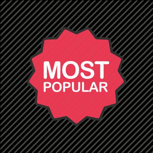Award, Best Seller, Favorite, Most Popular Icon