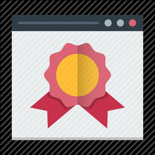 Badge, Best, Ranking, Reward, Top, Website Icon