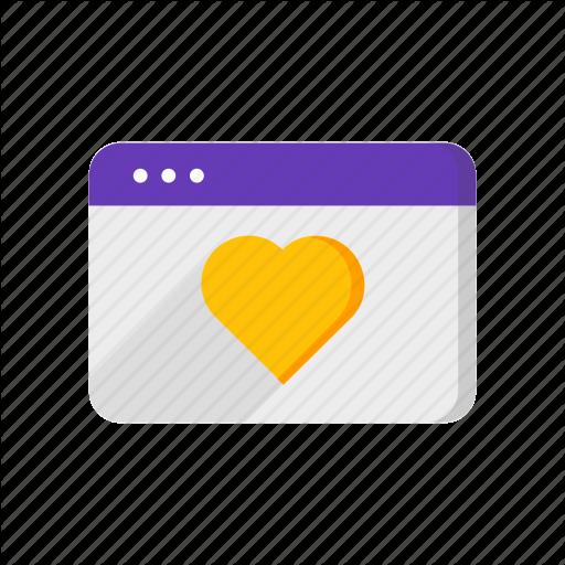 Best, Favorite, Heart, Website Icon