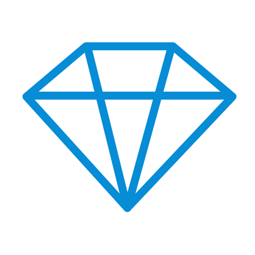 Diamond, Price, Best, Clean, Premium, Jem, Jevelry Icon