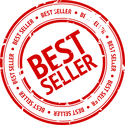 Best Seller Stamp Clipart