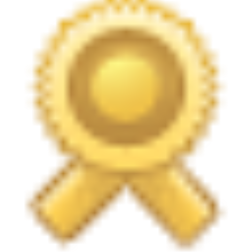 License, Bestseller, Award Icon