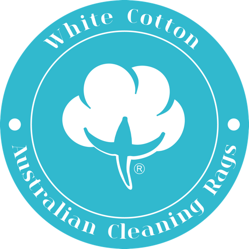 White Cotton Shop Australian Cleaning Rags