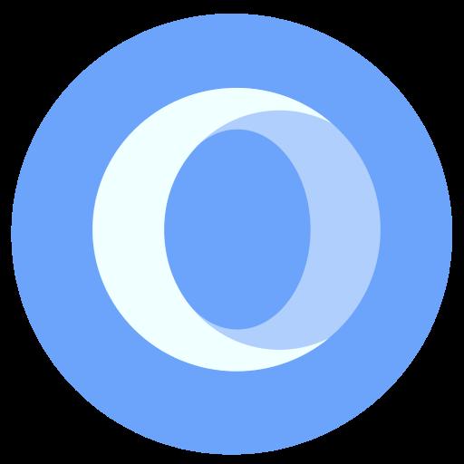 Opera, Beta Icon Free Of Zafiro Apps