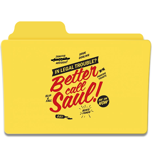 Better Call Saul Folder Icon