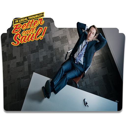 Better Call Saul Icon Folder