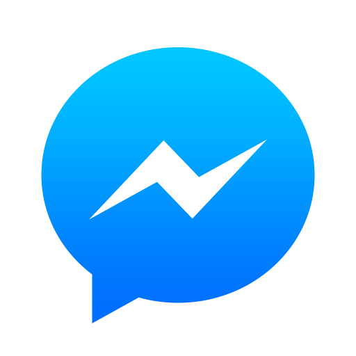 A Very Plain Messenger App Icon For Facebook But You Wouldnt Know
