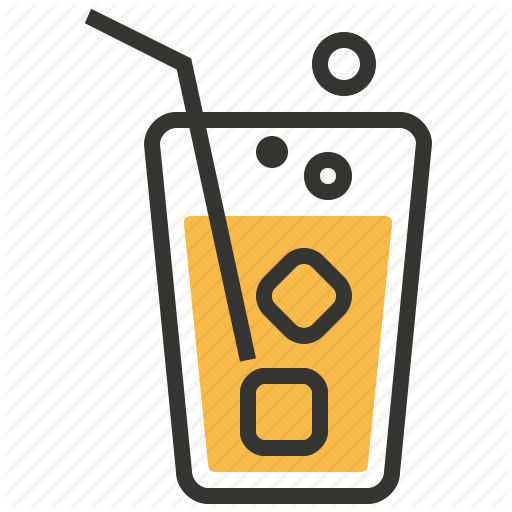 Beverage, Cup, Drink, Glass, Soda Icon