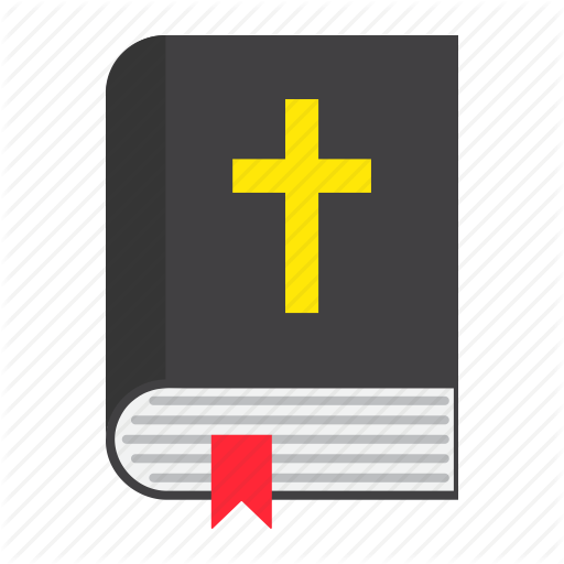 Bible, Book, Christianity, Cross, Easter, Holy, Religion Icon