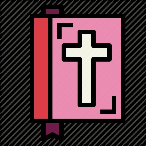 Bible, Book, Christian, Religion Icon