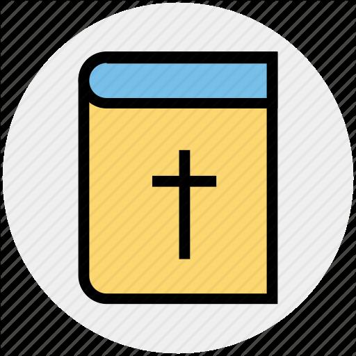 Bible, Christen, Church, Holy Book, Pray, Religious Book Icon