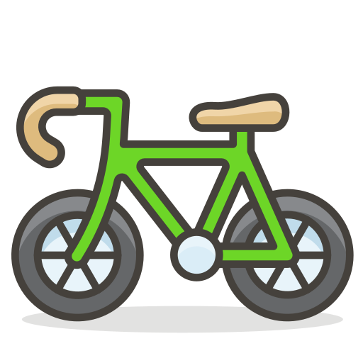 Bicycle Icon Free Of Free Vector Emoji
