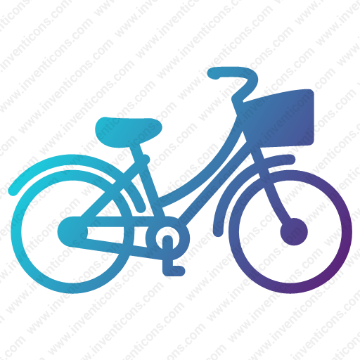 Download Bicycle Icon Inventicons