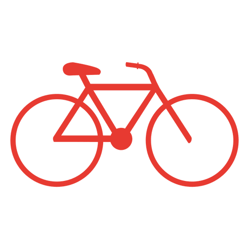 Hipster Bicycle Icon