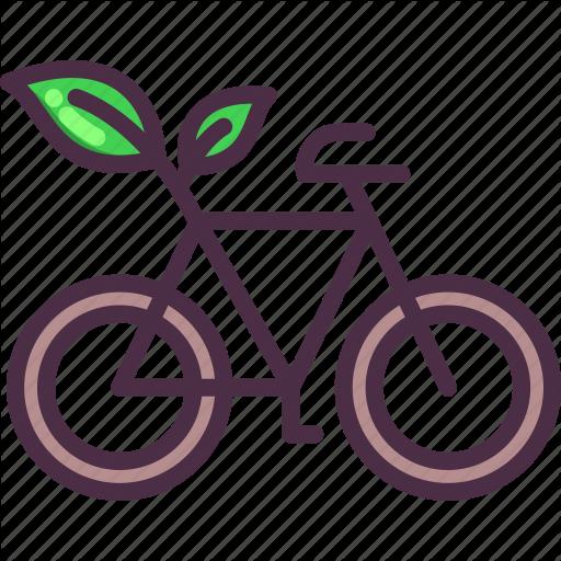 Bicycle, Bike, Cycle, Eco, Eco Friendly, Ecology Icon