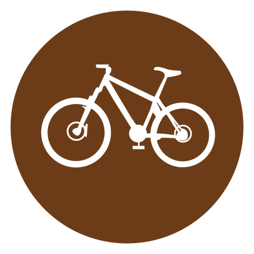 Bicycle Circle Icon