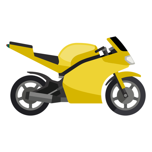 Sports Bike Icon