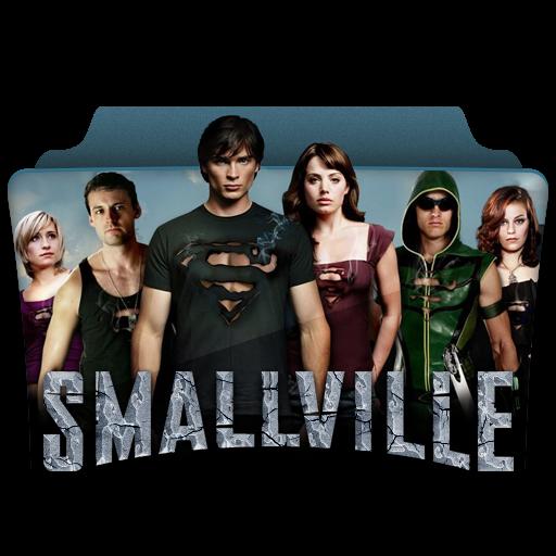 Smallville, X, Folder Icon Free Of Tv Series Folder Pack Icons