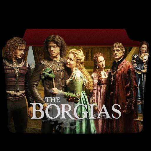The, Borgias, X, Folder Icon Free Of Tv Series Folder Pack Icons