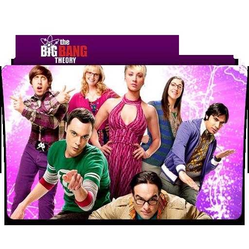 The Big Bang Theory Series Folder