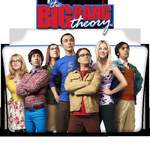 The Big Bang Theory Tv Folder