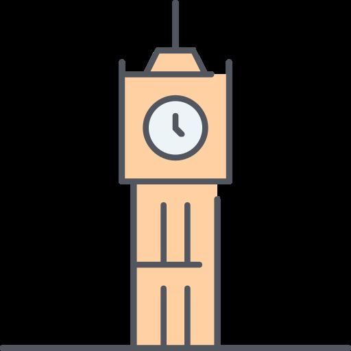 Big Ben London Png Icon