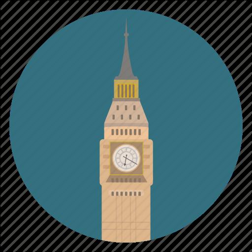 Big Ben, Britain, Circle, England, London, Monument, Uk, World