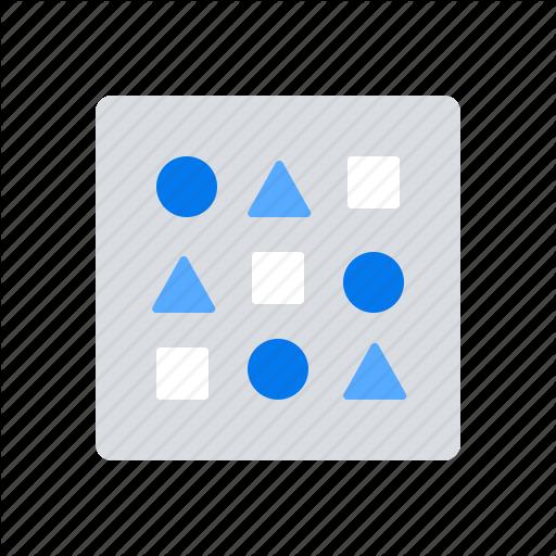 Big Data, Information, Variability, Variety Icon
