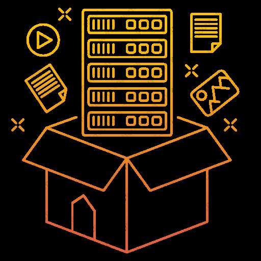 Download Data,storage Icon Inventicons
