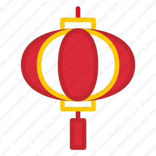Download Chinese,lantern,big Icon Inventicons
