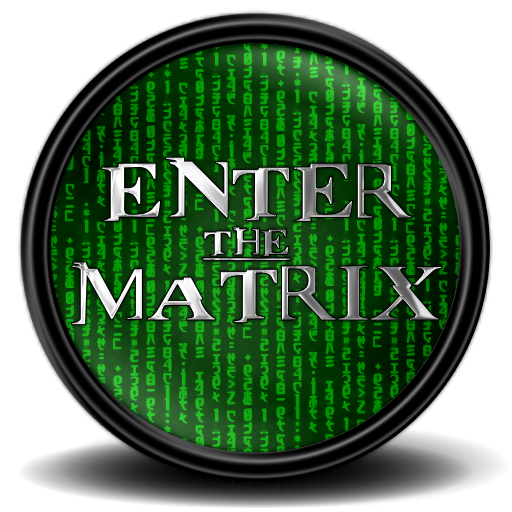 Matrix Icon Pack Png