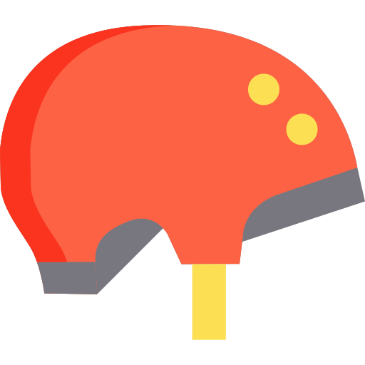 Helmet Bicycle Png Icon
