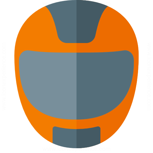 Iconexperience G Collection Motorcycle Helmet Icon