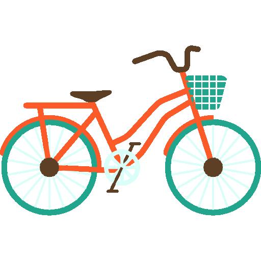 Bike Icon Summertime Collection Freepik