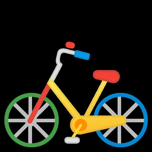 Bicycle Icon Noto Emoji Travel Places Iconset Google