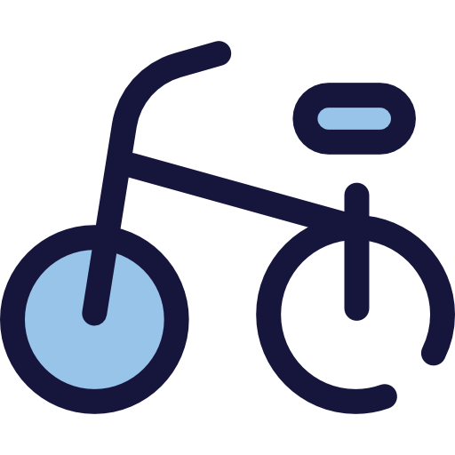 Transport Bike Icon
