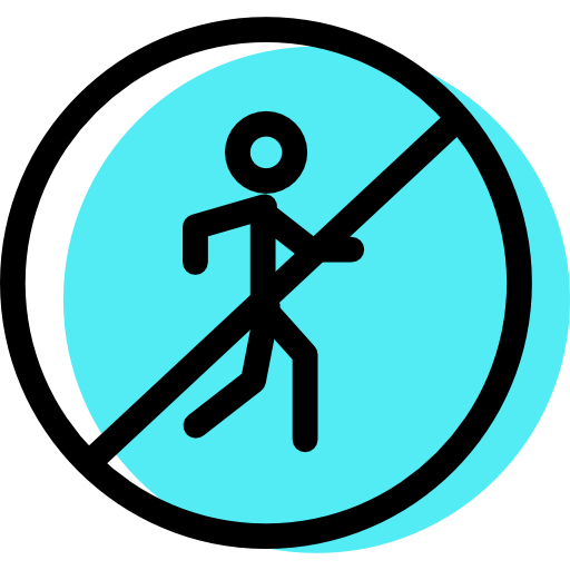 Pedestrian Icons Free Download