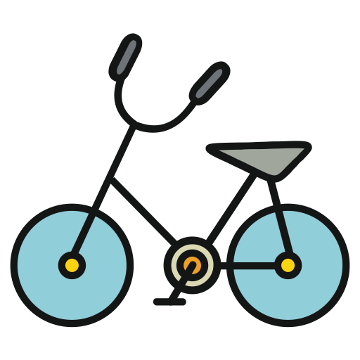 Bicycle, Bike, Circus Icon With Png And Vector Format For Free