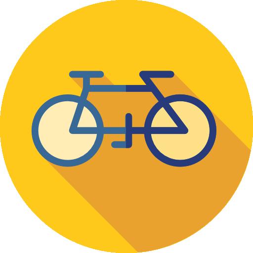 Bike, Bicycle, Transport, High, Wheel, Wheeler Icon