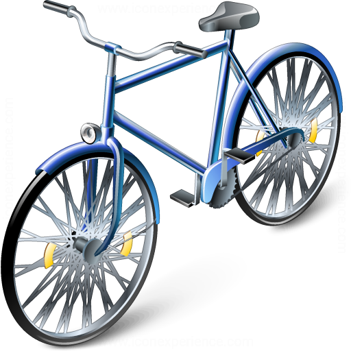 Iconexperience V Collection Bicycle Icon