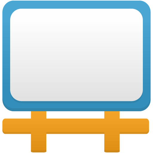 Billboard Icon Flatastic Iconset Custom Icon Design